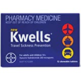 Kwells 12 Tablets
