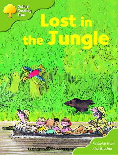 Oxford Reading Tree: Stages 6-7: Storybooks (Magic Key): Lost in the Jungleの詳細を見る