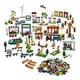 LEGO レゴ 楽しい遊園地セット 9389 【国内正規品】 V95-5425