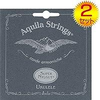 【2セット】Aquila/アクイーラ AQS-CR(103U) Super Nylgut ウクレレ弦 コンサート用