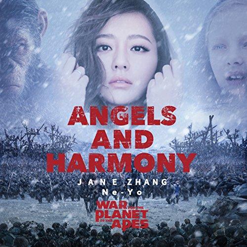 Angels and Harmony(电影《猩球崛起3:终极之战》中国区推广曲)