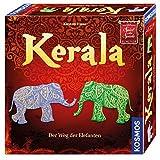 Kerala: Familienspiel für 2 - 5 Spieler ab 8 Jahren