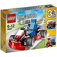 レゴ (LEGO) クリエイター ゴーカート <レッド> 31030