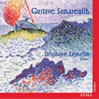 Piano Works by Stephane Lemelin (2003-01-01)