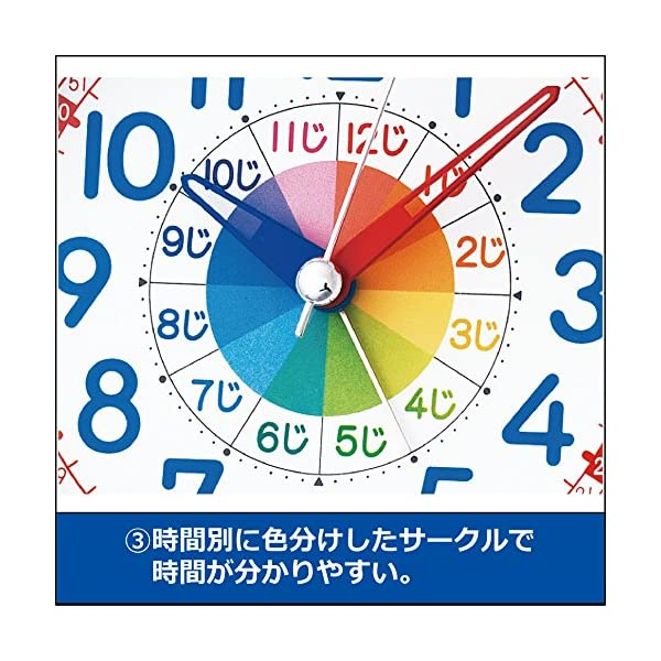 SEIKO CLOCK(セイコークロック) 知...の紹介画像5