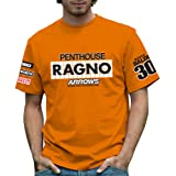 RETRO GP アロウズ メンズTシャツ Arrows A4 Ragno Mens T-shirt