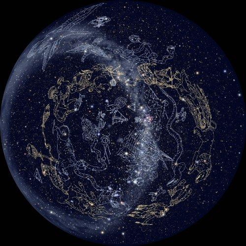 HOMESTAR (ホームスター) 専用原板ソフト 「南半球の星座絵」