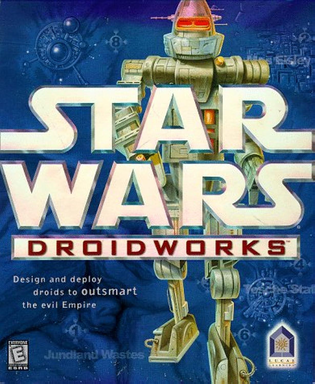 スリッパ低い主張Star Wars: Droid Works (輸入版)