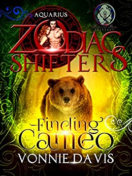 Finding Cameo : Zodiac Shifters--Aquarius by [Davis, Vonnie]
