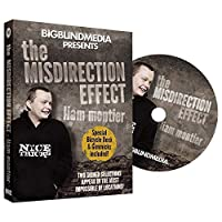 MMS The Misdirection Effect (DVD and Gimmick) by Liam Montier and Big Blind Media - DVD by MMS [並行輸入品]