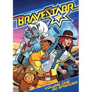 Bravestarr 1: 20 Episode Collection [DVD] [Import]