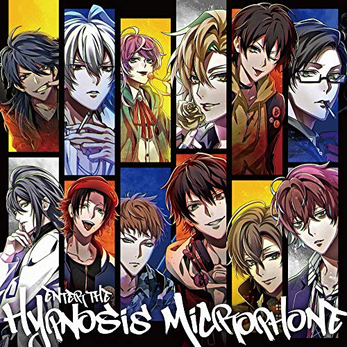 ヒプノシスマイク-Division Rap Battle- 1st FULL ALBUM「Enter the Hypnosis Microphone」通常盤