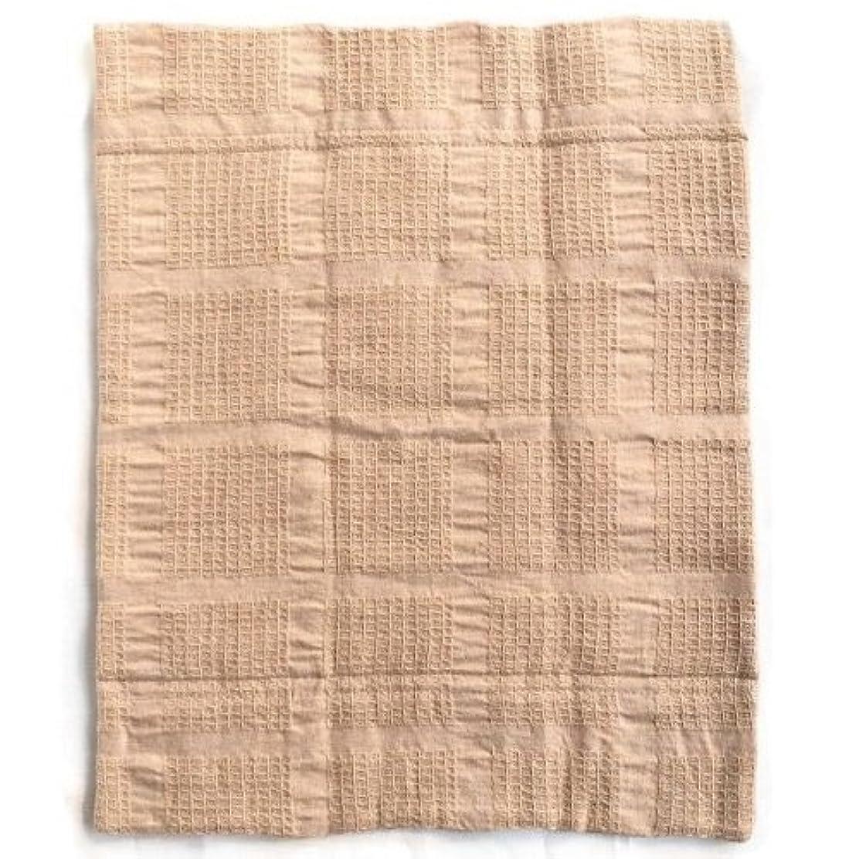 私たち難破船マイルストーン華布のオーガニックコットンの布ナプキン LLサイズ(約28cm×約35cm) 1枚入り