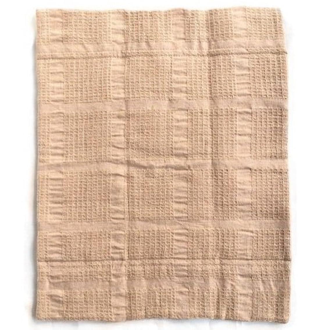 公園知的鉄道駅華布のオーガニックコットンの布ナプキン LLサイズ(約28cm×約35cm) 1枚入り