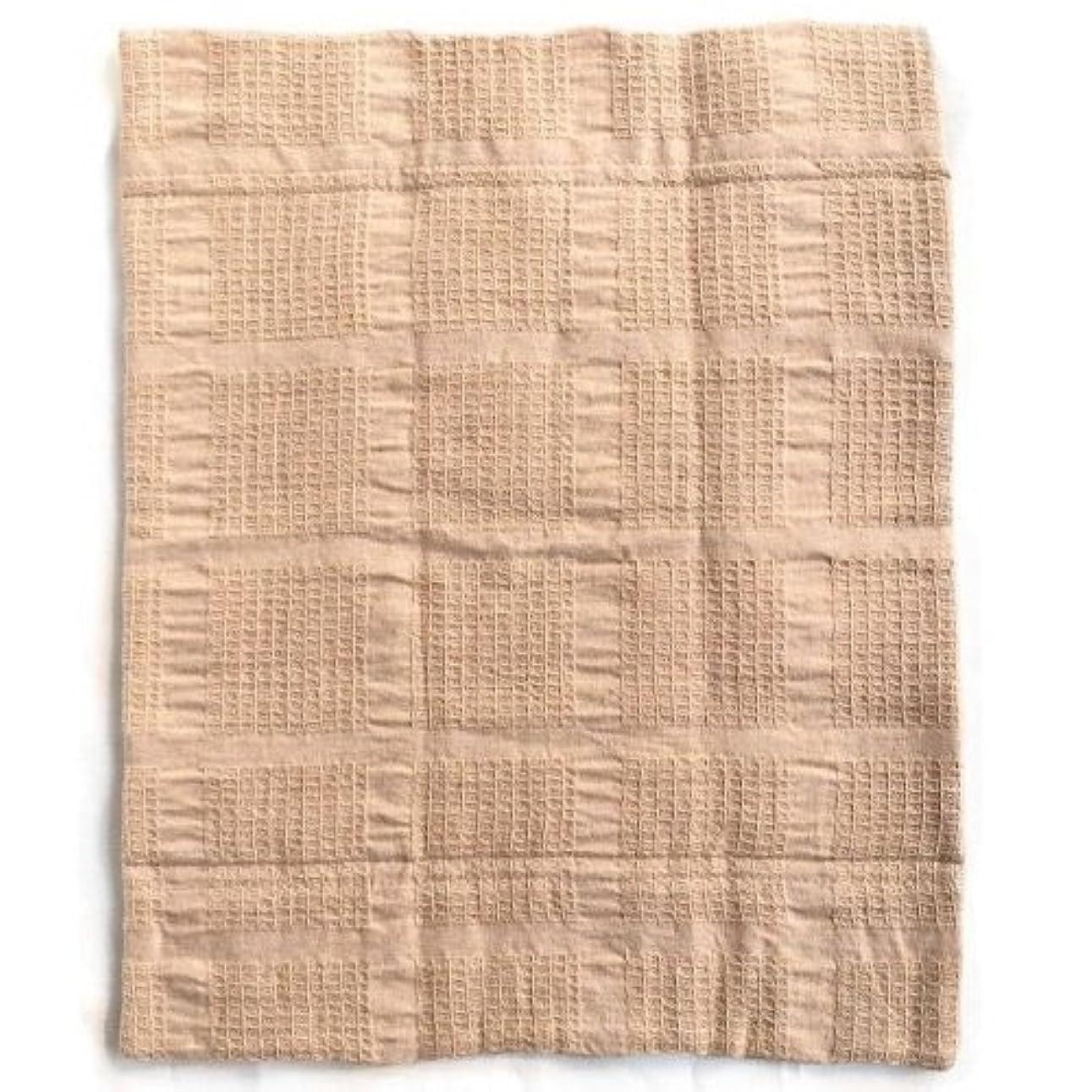 一般的に学校ブルーベル華布のオーガニックコットンの布ナプキン LLサイズ(約28cm×約35cm) 1枚入り
