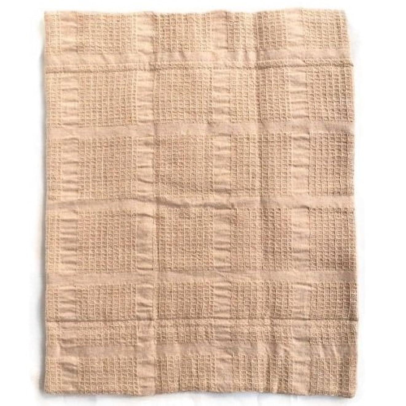 権威起こりやすいお尻華布のオーガニックコットンの布ナプキン LLサイズ(約28cm×約35cm) 1枚入り