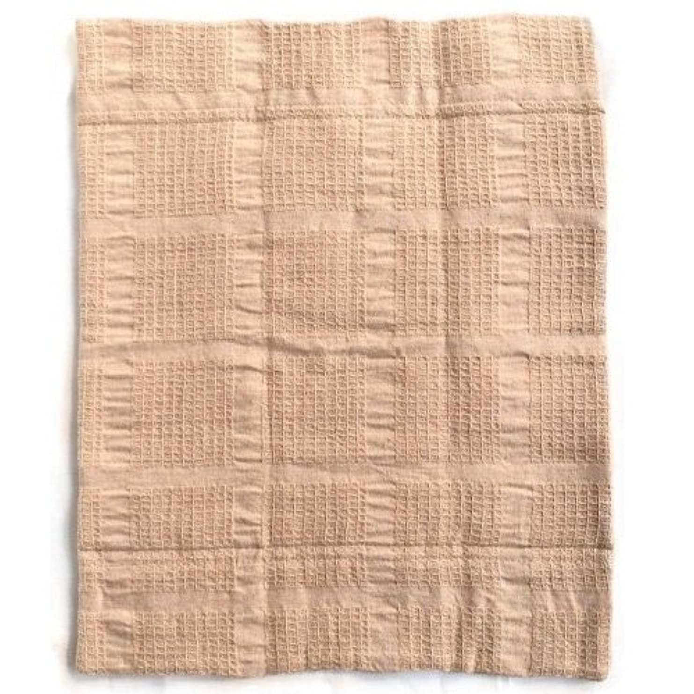 テーブルを設定する設置アーティキュレーション華布のオーガニックコットンの布ナプキン LLサイズ(約28cm×約35cm) 1枚入り