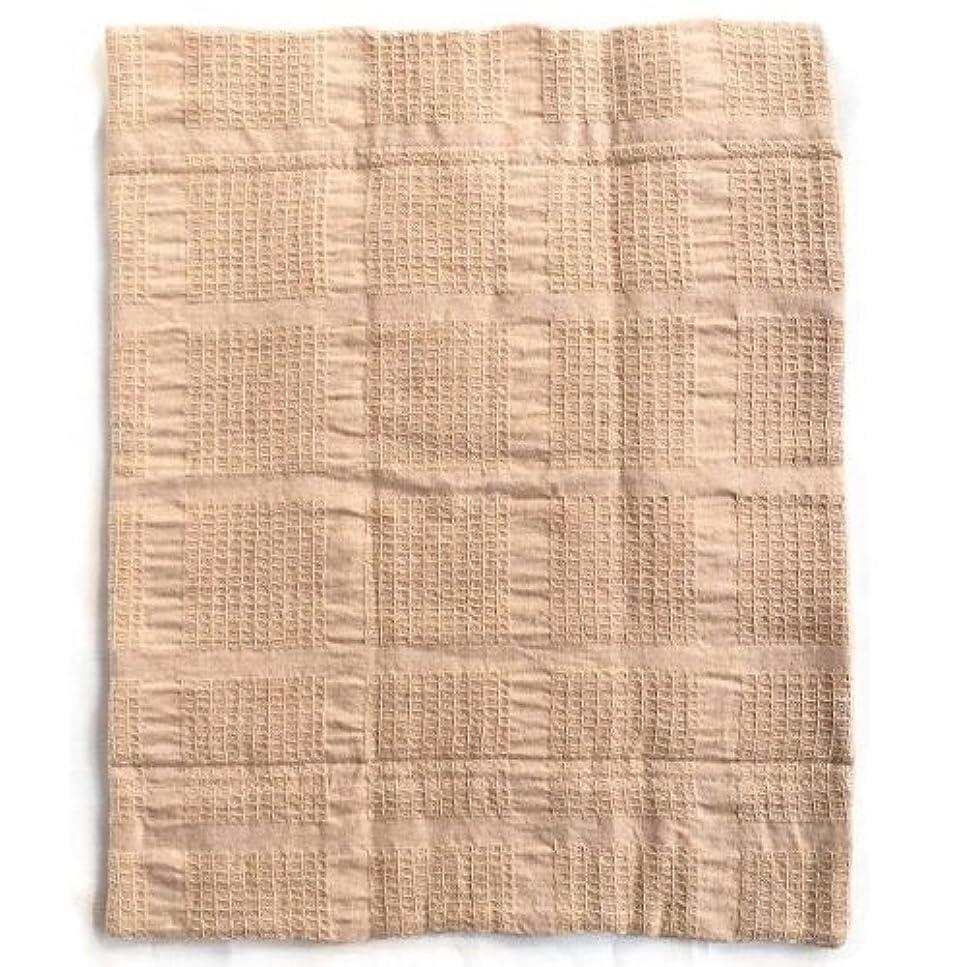 ビタミン反対した擬人化華布のオーガニックコットンの布ナプキン LLサイズ(約28cm×約35cm) 1枚入り