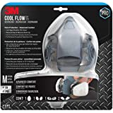 3M Safety Professional Paint Respirator Medium 7512PA1