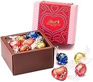 リンツ (Lindt) チョコレート クラシックギフトボックス (12個入り(バレンタイン))ショッピングバッグS付
