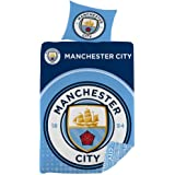 Manchester City FC Duvet Cover Set