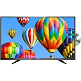 TEAC 40 inch FHD LED TV with DVD Combo (LEV40A121), FHD Resolution, Built-in DVD Player, USB Recording, HDMI, EPG, PVR, Energ