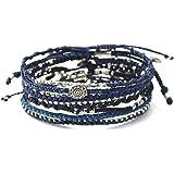 Wakami ワカミ/アースブレスレット/Earth Bracelet 7 / 人気の新色/オリジナルカラー 7本セット…