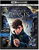 Fantastic Beasts and Where to Find Them (4K Ultra HD + Blu-ray + Digital HD)
