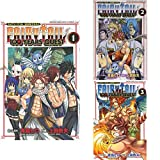 FAIRY TAIL 100YEARS QUEST 1-3巻 新品セット (クーポン「BOOKSET」入力で+3%ポイント)