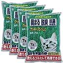 【Amazon.co.jp限定】 Smart Basic 猫砂 ウッディフレッシュ 7L×4袋(ケース販売)