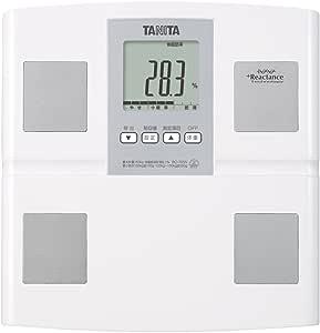 タニタ 体重 体組成計 日本製 BC-705N WH 自動認識機能付き/測定者をピタリと当てる