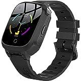 QISHUO GPS 防水 キッズスマートウォッチ 多機能 腕時計 子供 スマートブレスレット 4G 通話 男の子 女の子 プレゼント