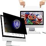 WELINC 24 Inch - 16:9 Aspect Ratio - Computer Privacy Screen Filter for Widescreen Monitor - Anti-Glare - Anti-Scratch Protec