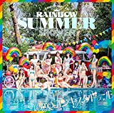 【Amazon.co.jp限定】RAINBOW SUMMER SHOWER(初回限定盤)(A4クリアファイル+メガジャケ付き)