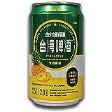 台湾パイナップルビール(缶) 330ml