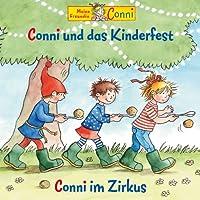 42: Conni Und Das Kinderfest/Conni Im Zirkus
