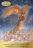 Whispers of Love: Oracle Cards for Attracting More Love into Your Life - 50 Cards 画像