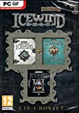 Icewind Dale 3 in 1 Boxset (Icewind Dale / Icewind Dale: Heart of Winter / Icewind Dale II) (輸入版)