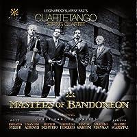 Masters of Bandoneon by Cuartetango String Quartet (2012-02-28)