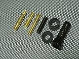 BMW MINI ミニ スーパーショートミニミニアンテナ ラジオアンテナ type4 ブラックR50 R55 R56 R60 F56 ブラックカーボン ミニクーパー