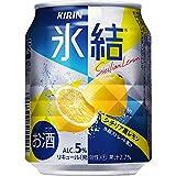 キリン 氷結レモン 缶 250ml×24本