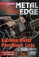 Metal Edge: Extreme Metal Pentatonic Licks [DVD] [Import]