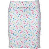 GREG NORMAN Collection Womens Drangonfly Print Knit Skort