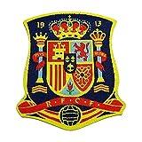 スペイン代表 エンブレムワッペン〔wap325〕