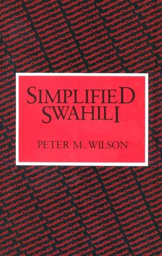 Simplified Swahili (Longman Language Text)