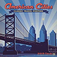 Cal 2019 American Cities Classic Posters