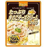 ハチ食品 たっぷりきのこチーズクリーム260g×12袋