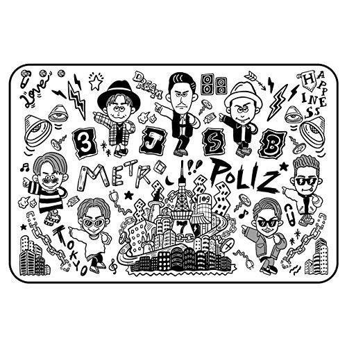 【三代目J Soul Brothers】2018年最新版!おすすめ人気曲ランキングTOP10を紹介☆の画像