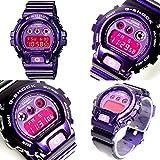 ≪G-SHOCK≫Crazy Colors 200m防水 デジタル プラベルトウォッチ メンズ向ユニセックス DW6900CC-6