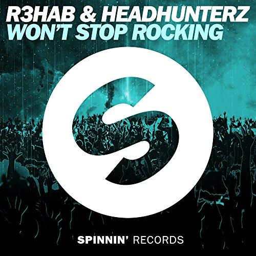 Won't Stop Rocking (Radio Edit)